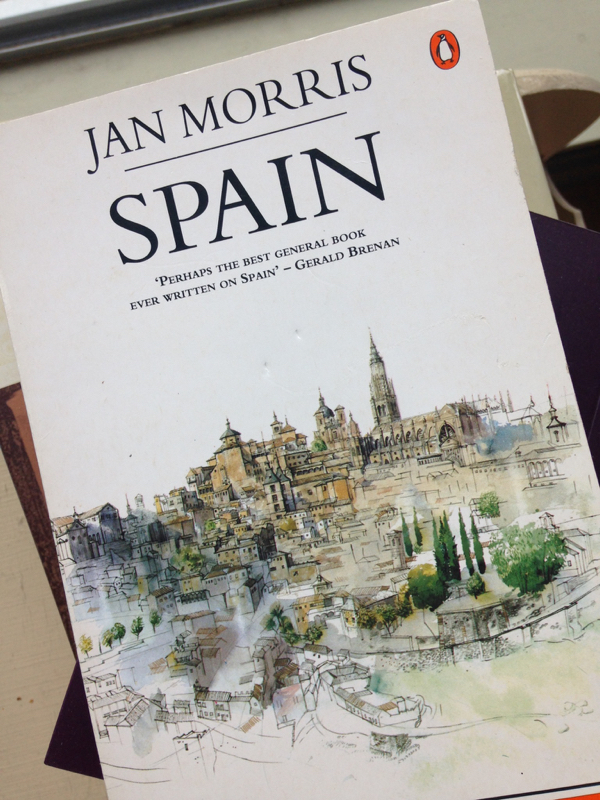 Jan Morris - Spain