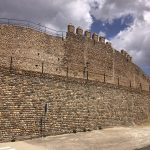 Galisteo, Extremadura - Moorish defence walls