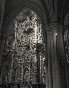 El Transparente - Toledo Cathedral